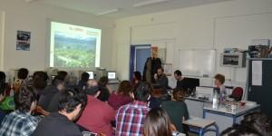 Σεμινάρια masterclass για το πείραμα του CERN στη Χαλκίδα