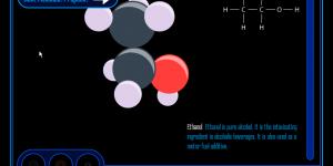 Nanospace - The Molecularium project